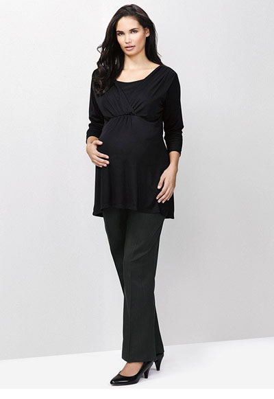 10100 Ladies Maternity Pant