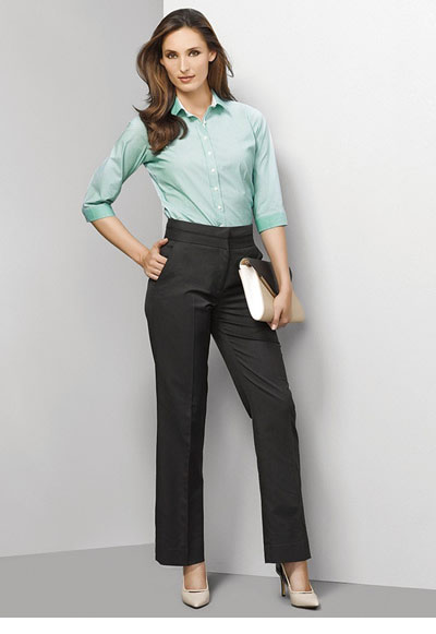 10116 Ladies Piped Band Pant