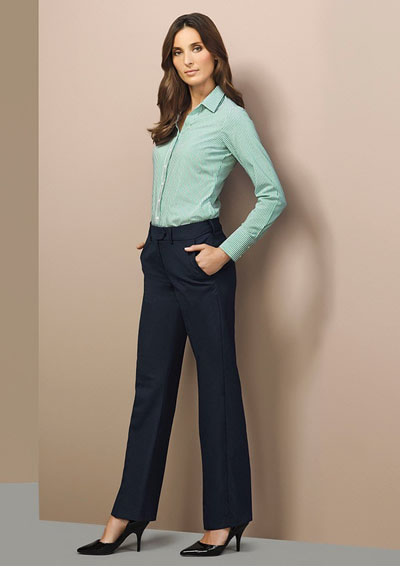 14015 Ladies Adjustable Waist Pant