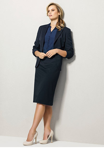 20111 Ladies Relaxed Fit Lined Skirt