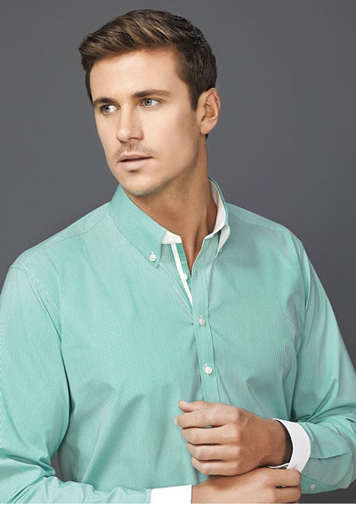 40120 Fifth Avenue Men's Long Sleeve Shirt