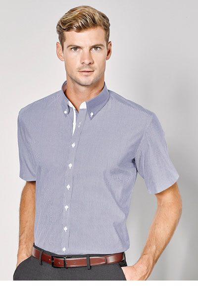 40122 Fifth Avenue Men's Short Sleeve Shirt