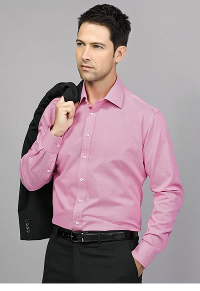 40320 Hudson Men's Long Sleeve Shirt