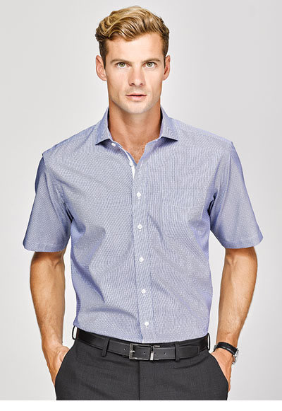 41712 Calais Men's Short Sleeve Shirt
