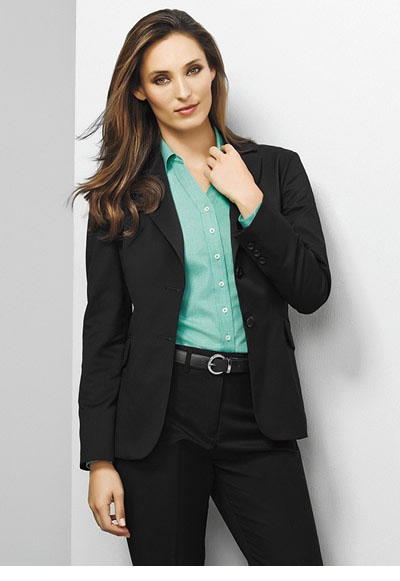 60112 Ladies Longerline Jacket
