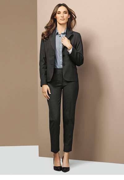 64011 Ladies Short-Mid Length Jacket