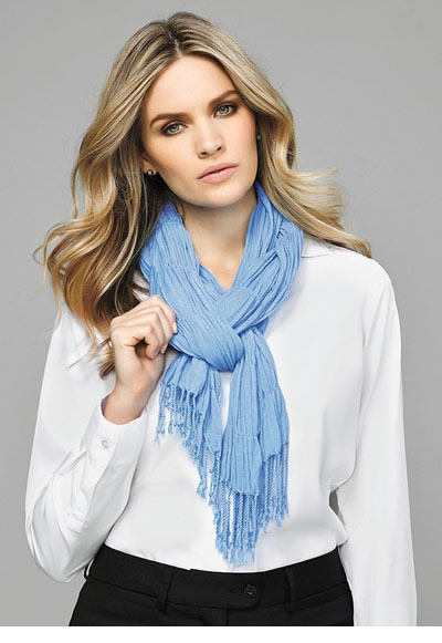 99000 Ladies Monotone Scarf